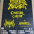 Morbid Angel - Other Collectable - Full of Hate Festival TourPoster