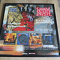 Napalm Death - Other Collectable - Earache Promo Poster 1990