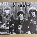 Sodom - Other Collectable - Sodom Poster Ablaze Magazin