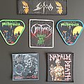 Sodom - Patch - 3 New, 3 Old School Patches