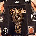Doom metal battle jacket