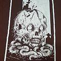 Dysentery - Blue skull - SS - L