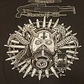Nunwhore Commando 666 - TShirt or Longsleeve - Nunwhore Commando 666 - Tales From the Gas Mask - SS - L