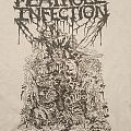 Meathole Infection - Grave - SS - L TShirt or Longsleeve