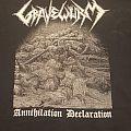 Gravewürm - Annihilation Declaration - SS - L