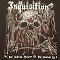 Inquisition - Into the Infernal Regions of the Ancient Cult - Pullover Hoodie - L
