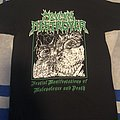 Oxygen Destroyer Bestial Manifestations of Malevolence and Death TS