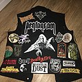 Pentagram - Battle Jacket - unfinished front :(