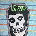 Misfits - Patch - Misfits coffin patch