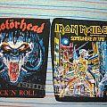Motorhead & Maiden Bp´s Patch