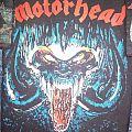 Motorhead Rock N Roll Backpatch