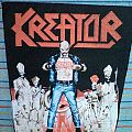 Kreator Terrible certainty BP Patch