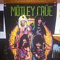 Mötley Crüe - Patch - Motley crue shout at the devil BP