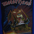 Motorhead-Orgasmatron Bp Patch