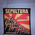 Sepultura - Patch - Sepultura
