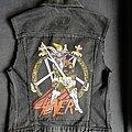 Slayer - Battle Jacket - Evil has no boundaries