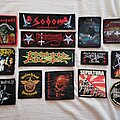 Morbid Angel - Patch - Leftovers