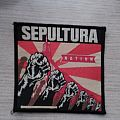 Sepultura - Patch - Sepultura - nation