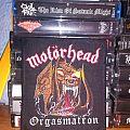 Motorhead-orgasmatron Patch
