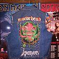 Motörhead - Battle Jacket - RIP Animal