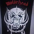 Motörhead - Patch - Motorhead-snaggletooth BP