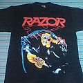 Razor - TShirt or Longsleeve - Razor
