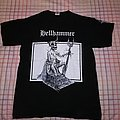 Hellhammer - TShirt or Longsleeve - Hellhammer shirt