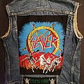 Slayer - Battle Jacket - Hell awaits