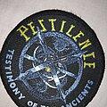 Pestilence - Patch - Pestilence testimony of the ancients