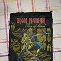 Iron Maiden - Patch - Iron Maiden
