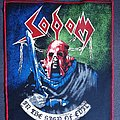 Sodom - Patch - Sodom in the sign of Evil back patch