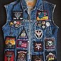 Slayer - Battle Jacket - Blue Levi's