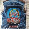 Slayer - Battle Jacket - Simple vest