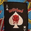Motörhead - Patch - Motorhead Ace of spades