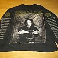 Cradle Of Filth - The Wall-Eyed, Vain & Insane LS TShirt or Longsleeve