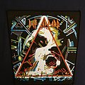 Def leppard back patch