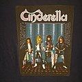 Cinderella - Patch - Cinderella  back patch