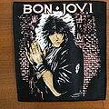 Bon Jovi - Patch - Bon Jovi back patch