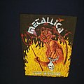 Metallica Back Patch