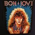 Bon Jovi  back  patch