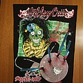 Motley Crue Dr Feelgood back Patch