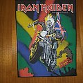 Iron Maiden  back patch