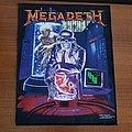 Megadeth - Patch - Megadeth Hanger 18 Back Patch