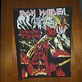 Iron Maiden Number Of The Beast  Back Patch