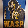 W.A.S.P. Vintage Backpatch