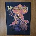 Megadeth - Patch - Megadeth Definition  Back Patch