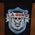 L.A. Guns - Patch - L.A. Guns Back Patch