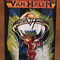 Van Halen 5150 back patch