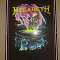 Megadeth Black Light Poster  Birth Of Vic Other Collectable