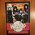 W.A.S.P.  back patch
